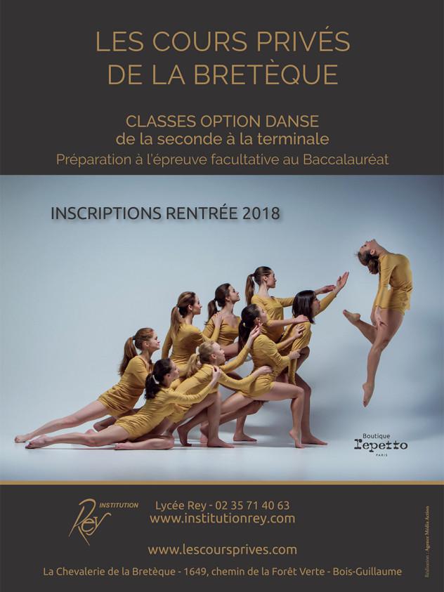 Bac Option Danse